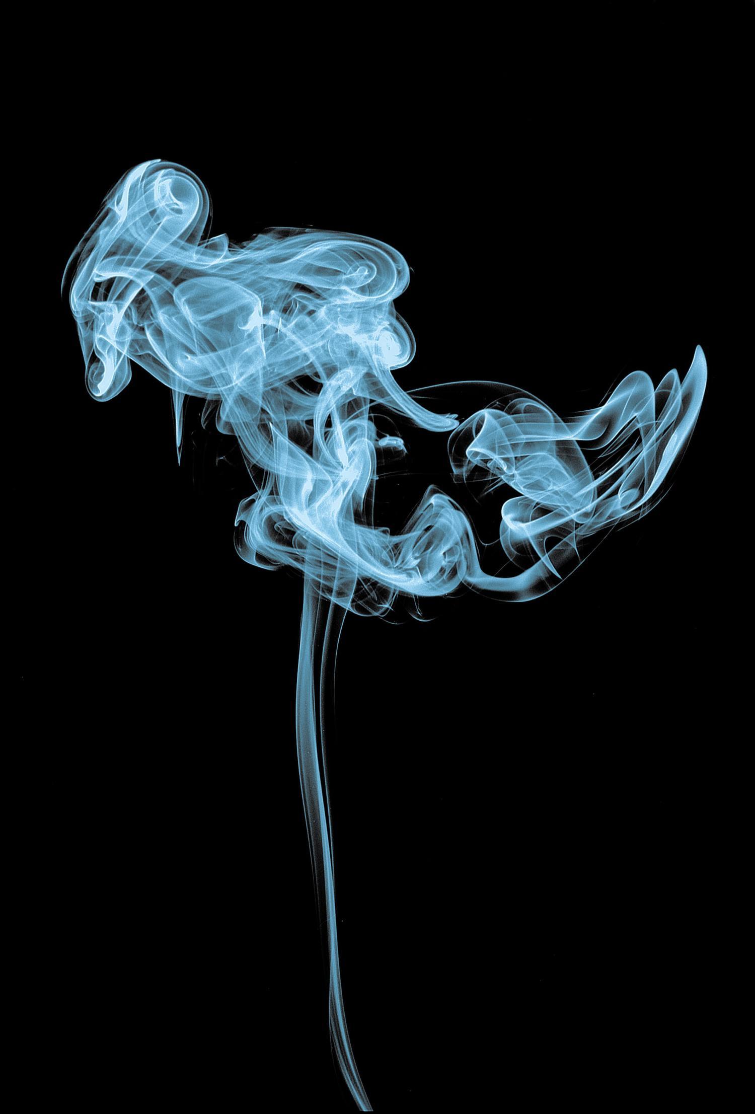 fotografía humo técnica fotográfica
