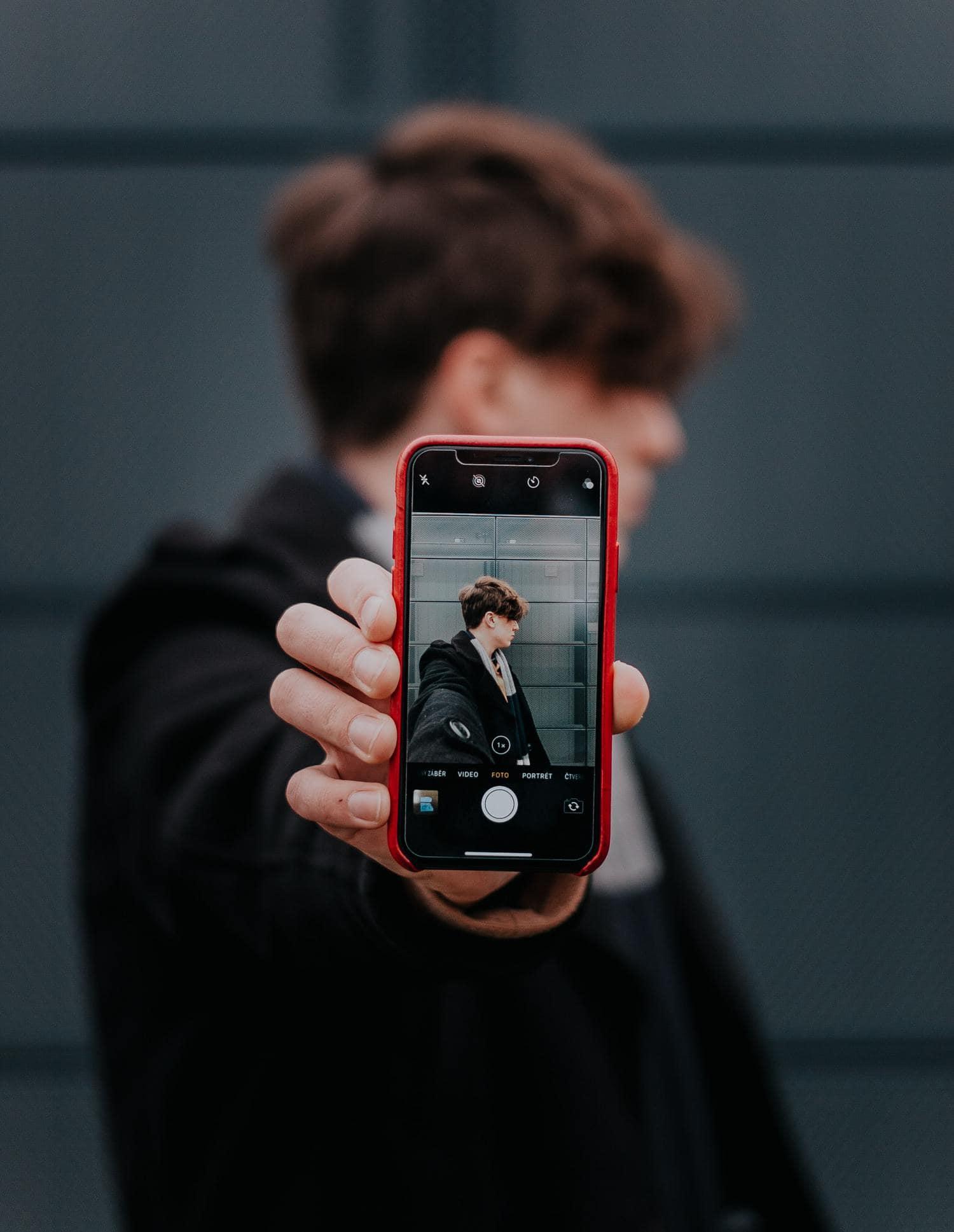 Usar cámara trasera del móvil para hacer fotos más nítidas