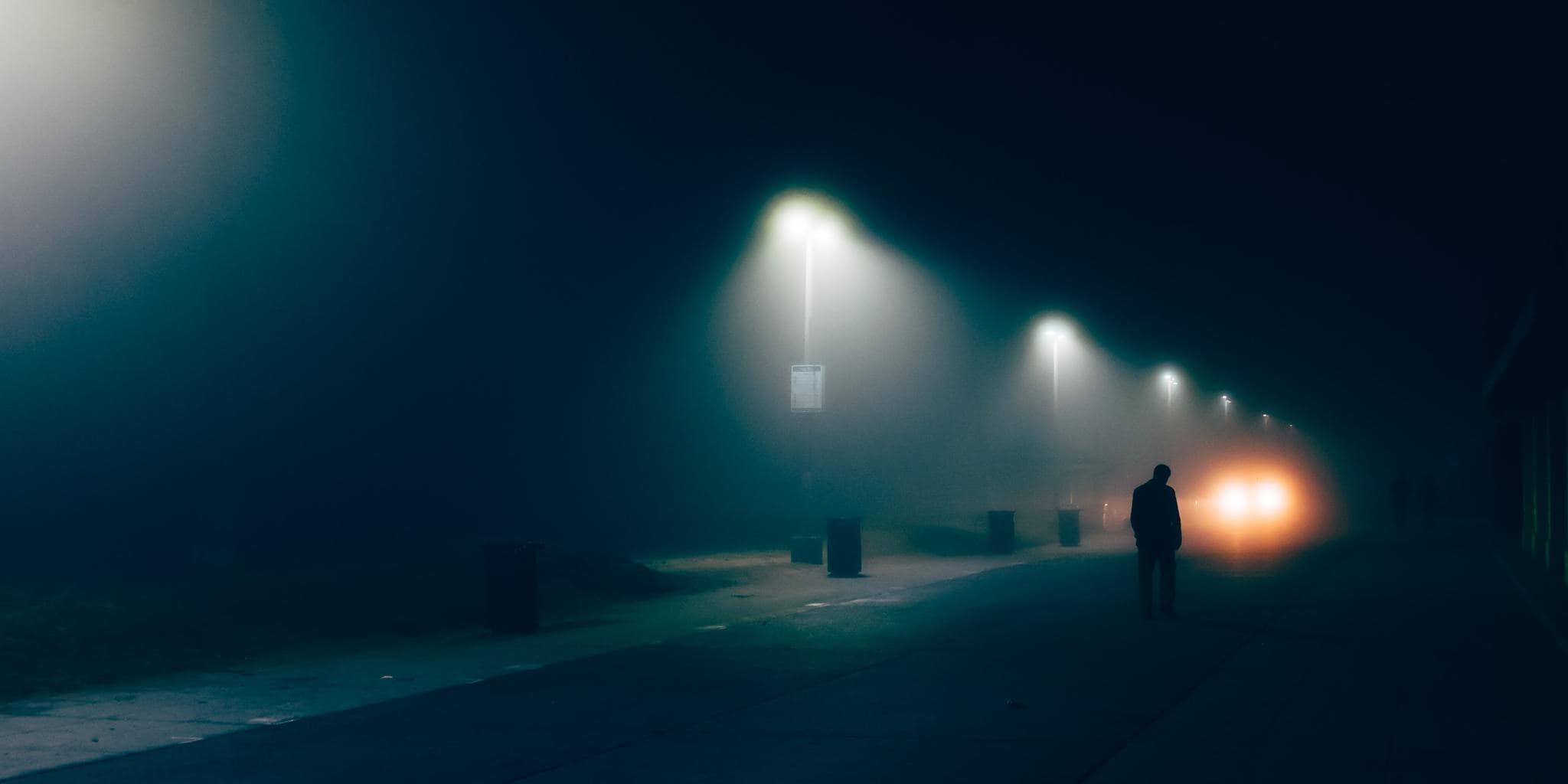 Escena de noche para fotoreto104