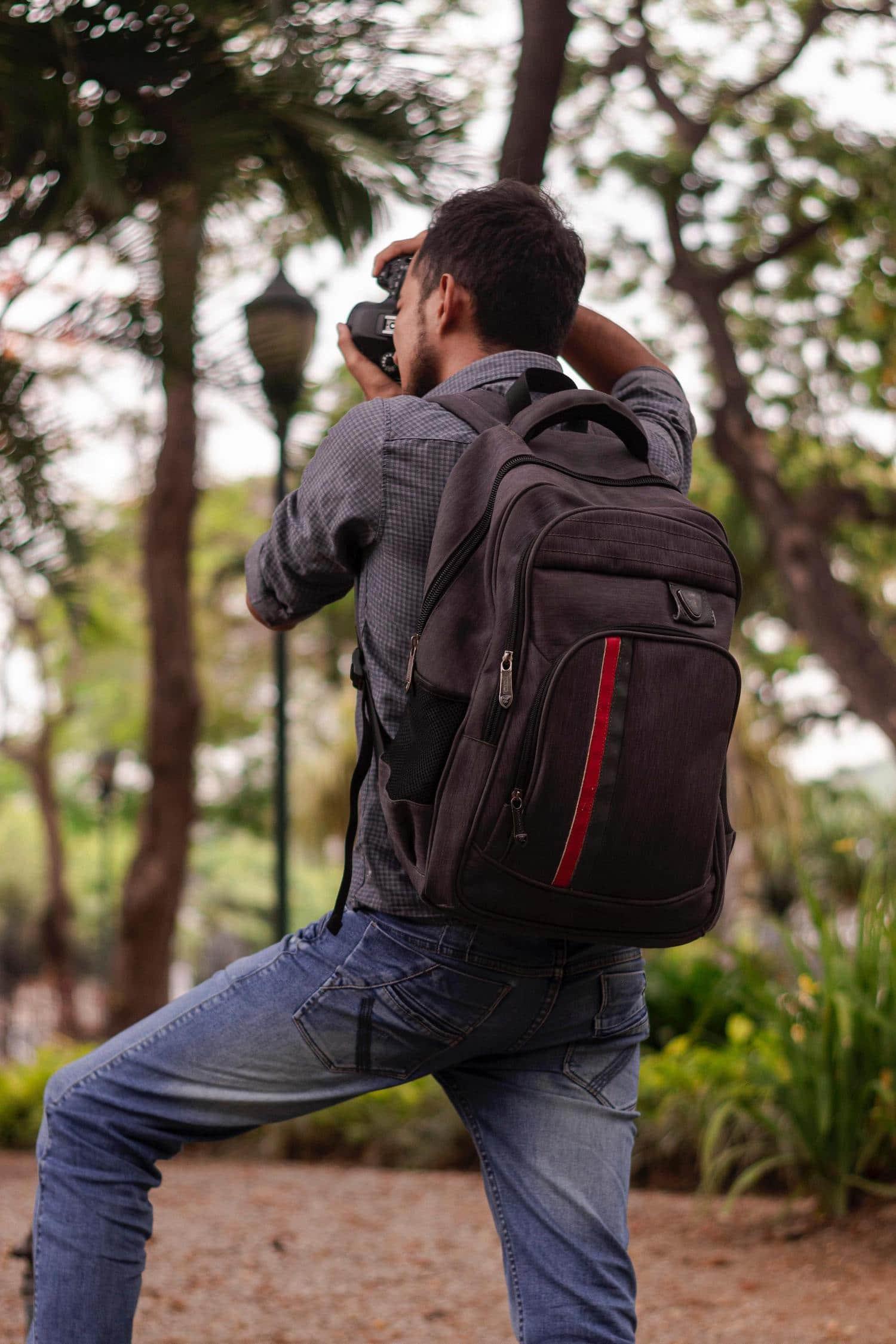 Mochila para fotógrafo uno de los accesorios fotográficos imprescindibles