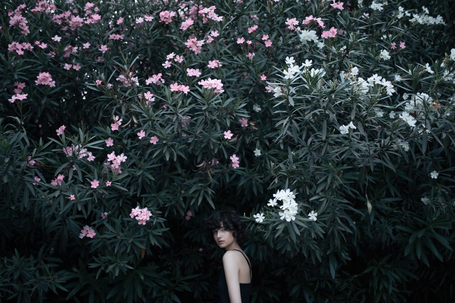 primavera retrato mujer