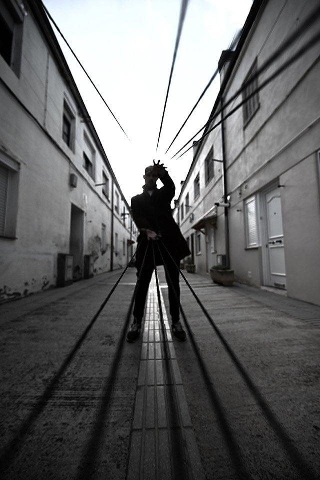 Foto en blanco y negro con Nikon Z5