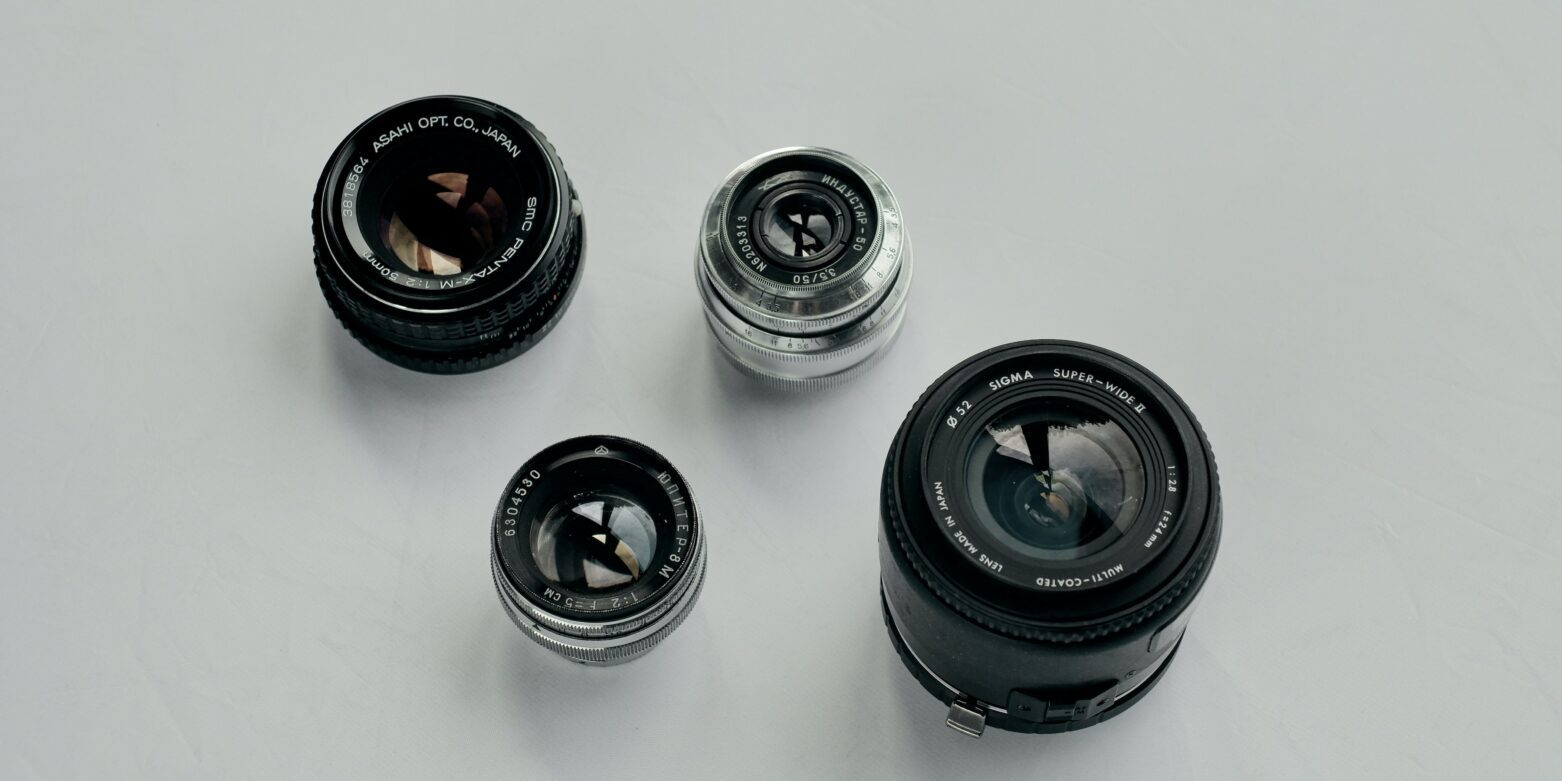 objetivos fotográficos
