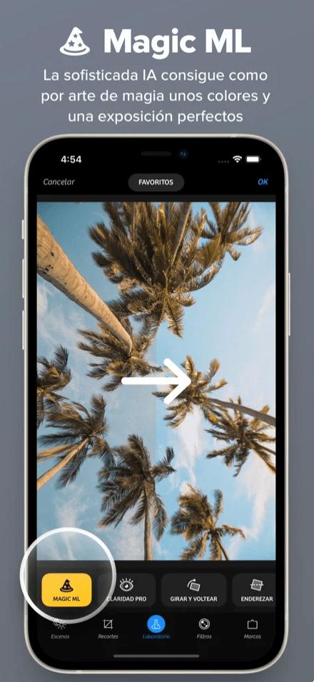 Funciones Inteligencia artificial Camera2