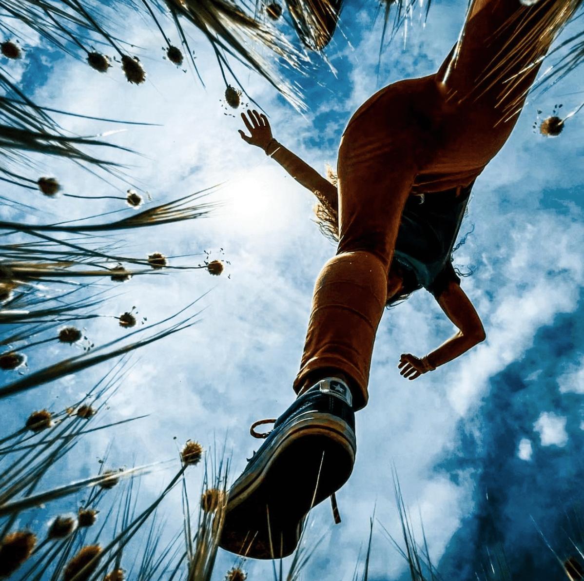 Imagen con ángulo nadir ganadora fotoreto109