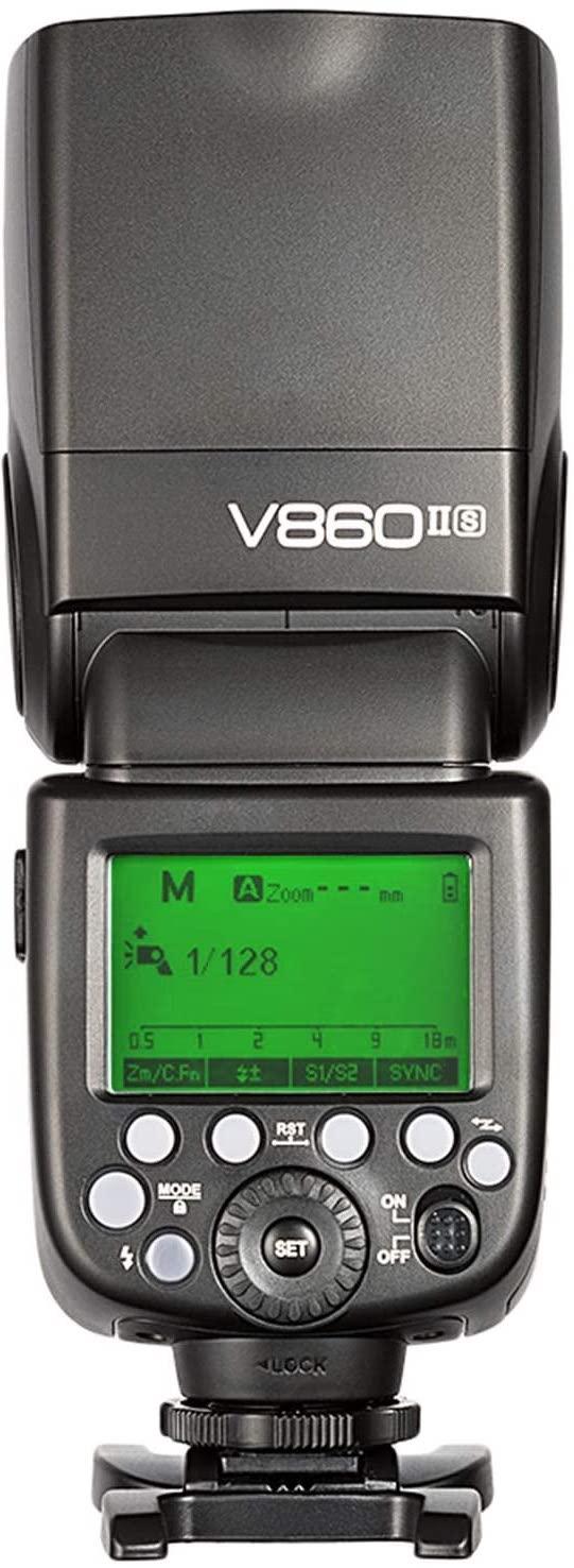 Flash para Sony Godox V860II-S