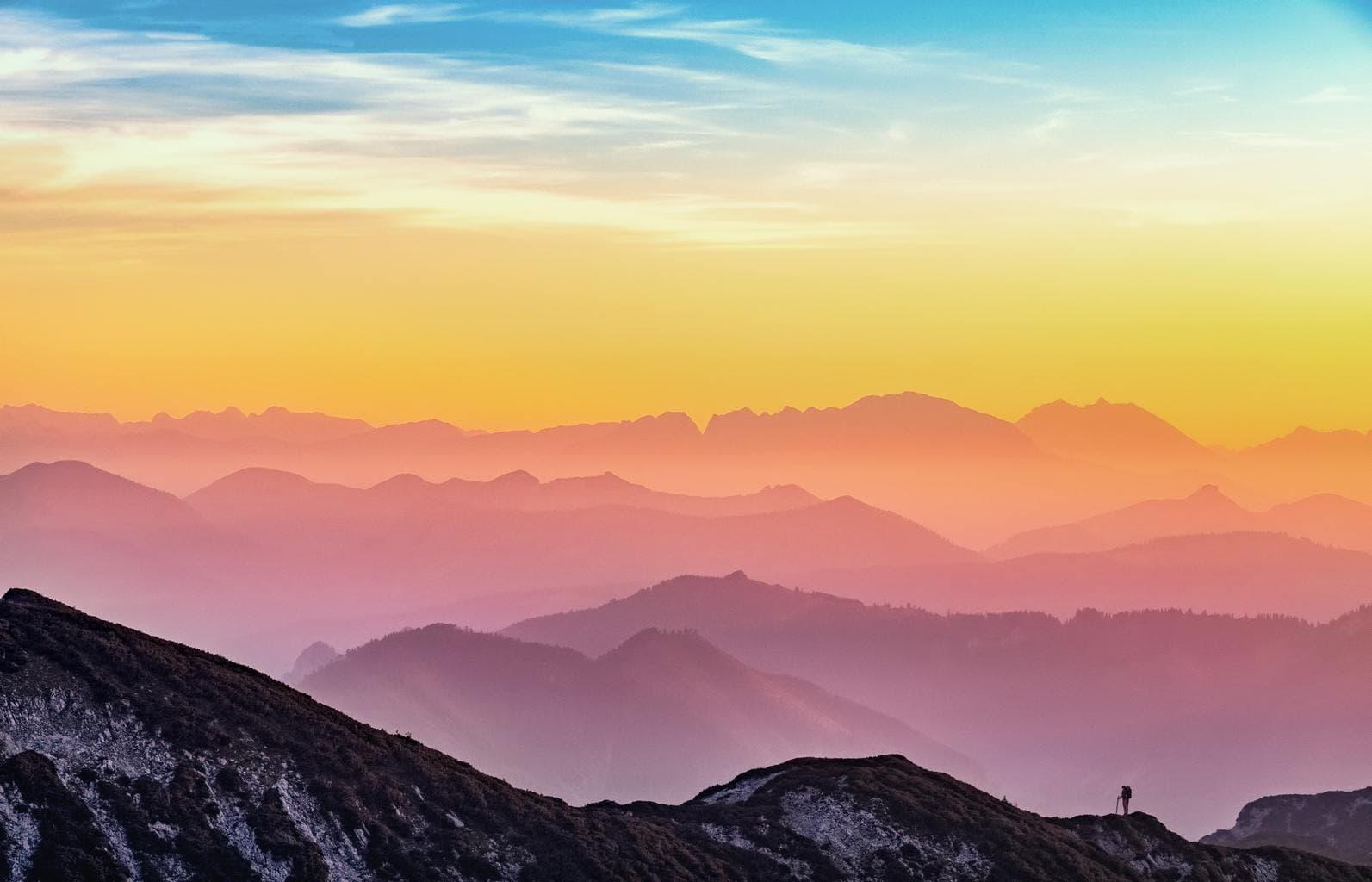 fotografía de paisaje con óptica de 75mm