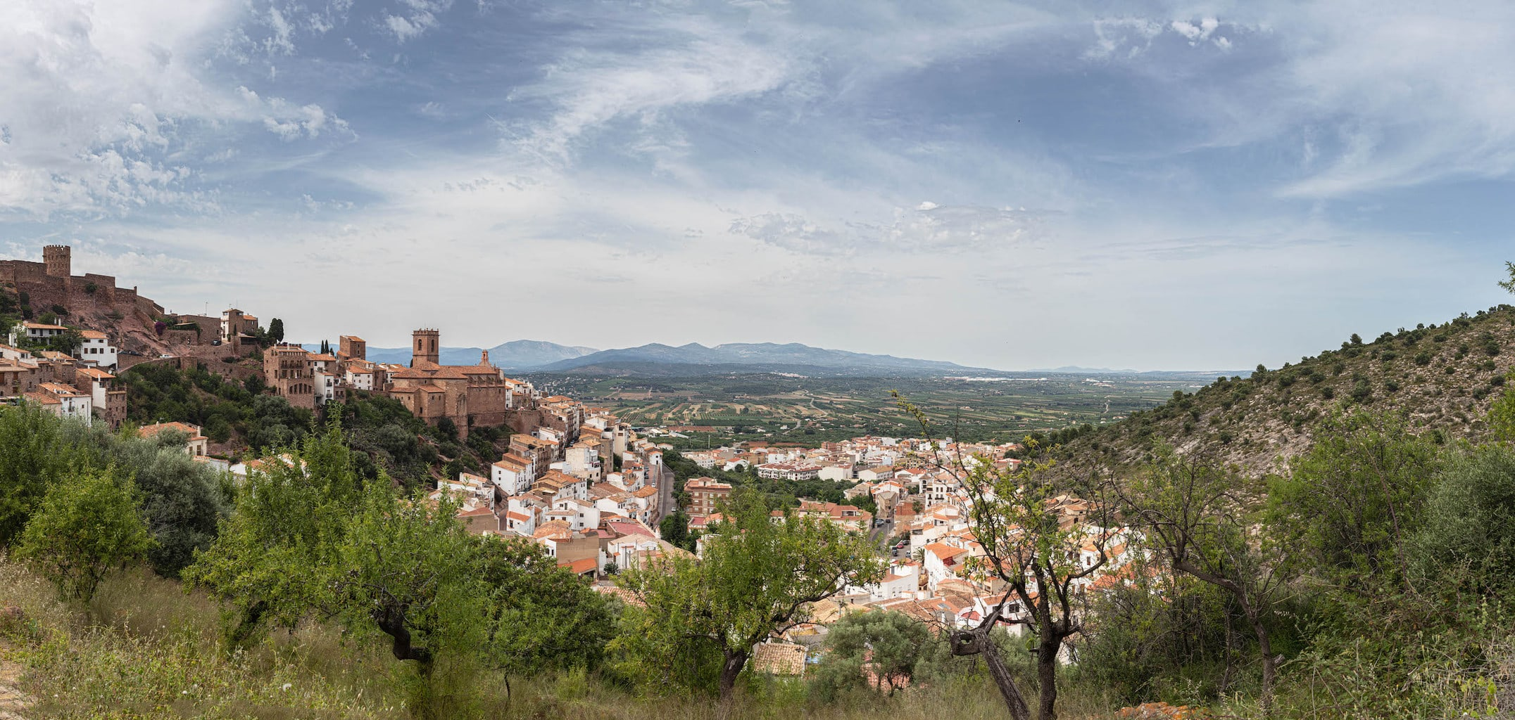 Foto de paisaje con edición