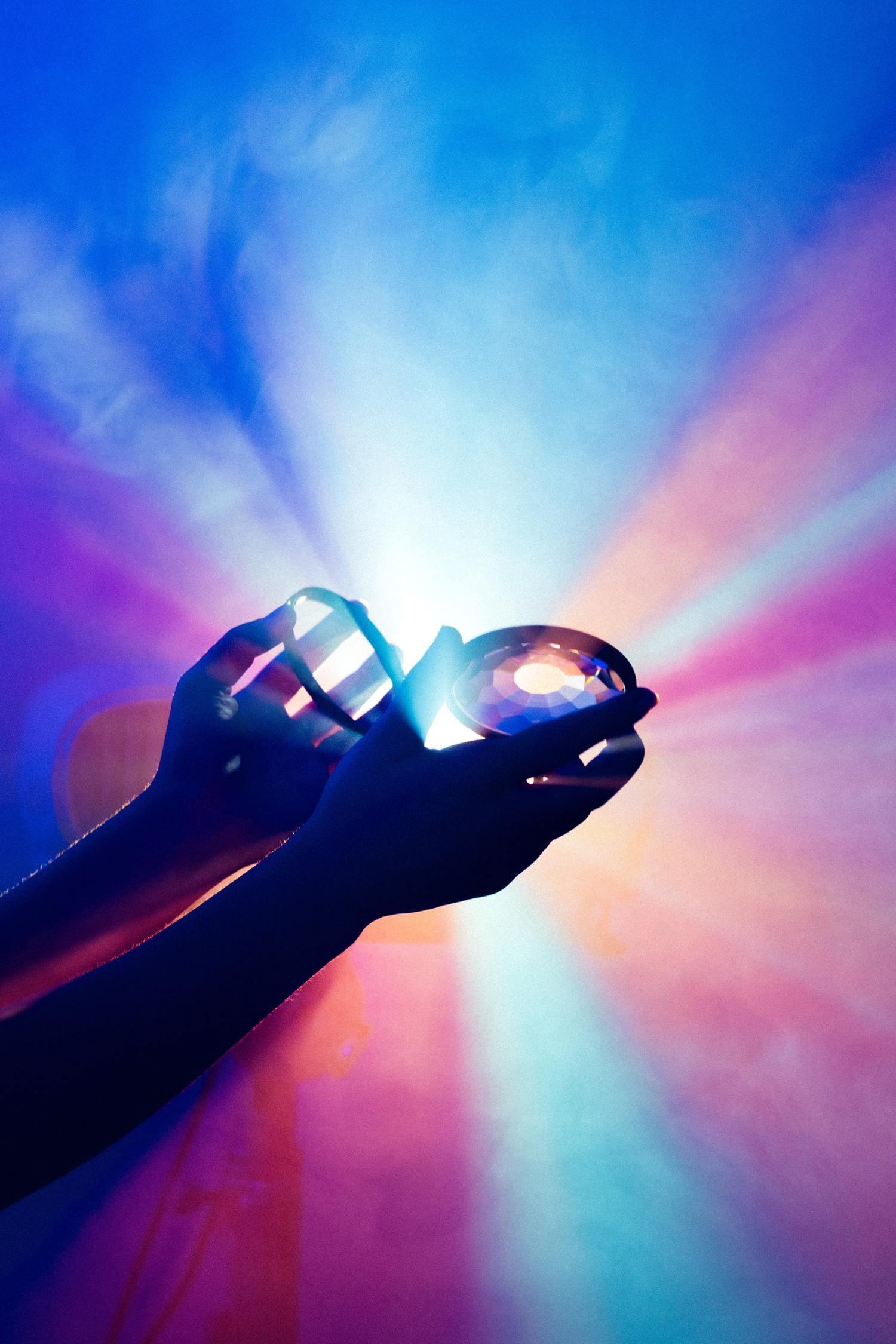 Filtro fotografía luz colores